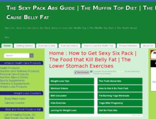 blog.truthsaboutsixpack.com screenshot