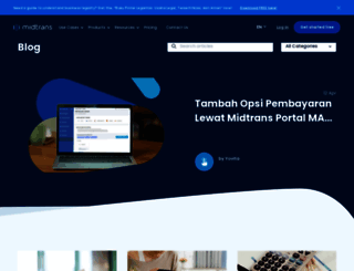 blog.veritrans.co.id screenshot