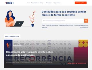 blog.vindi.com.br screenshot