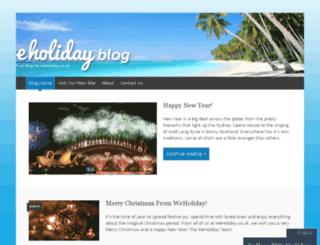 blog.weholiday.co.uk screenshot