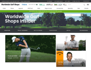 blog.worldwidegolfshops.com screenshot