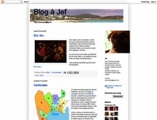 blogajef.blogspot.fr screenshot