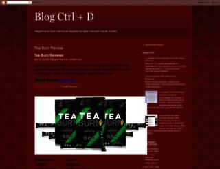 blogctrld.blogspot.com screenshot