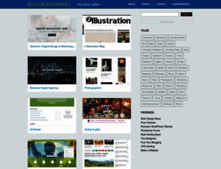 blogdesignheroes.com screenshot