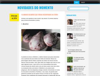 blogdnovidades.blogspot.com.br screenshot