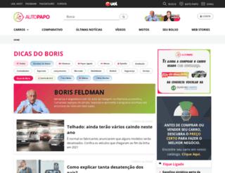 blogdoboris.com.br screenshot
