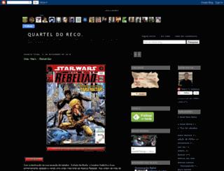 blogdoreco.blogspot.com.br screenshot