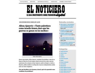 blogelnoticierodigital.wordpress.com screenshot