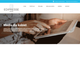 blogerki.pl screenshot