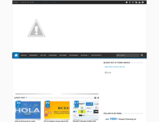 blogging-heaven.com screenshot