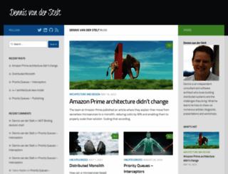 bloggingabout.net screenshot