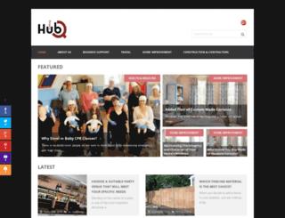 blogginghub.co.uk screenshot