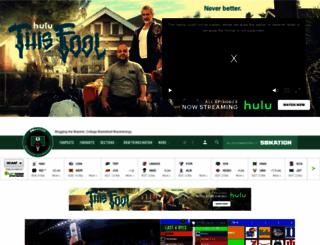 bloggingthebracket.com screenshot