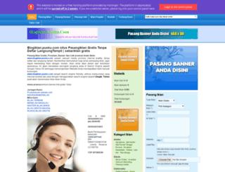 blogiklan.pusku.com screenshot