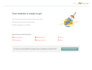 blogindex.org screenshot