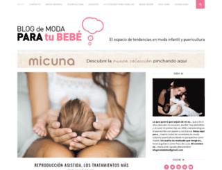 blogmodabebe.com screenshot
