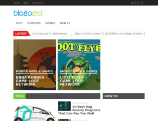 blogogist.com screenshot