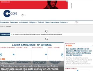 blogs.cope.es screenshot