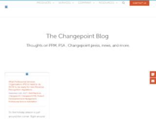 blogs.daptiv.com screenshot