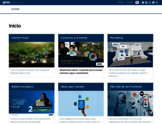 blogs.iadb.org screenshot