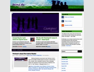 blogs.welingkar.org screenshot