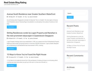 blogsrating.com screenshot