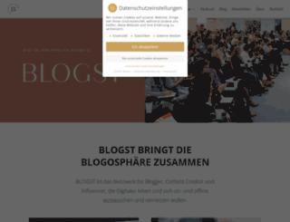 blogst.de screenshot