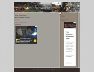 blogvideojuegos.com screenshot