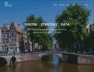 bloomamsterdam.com screenshot