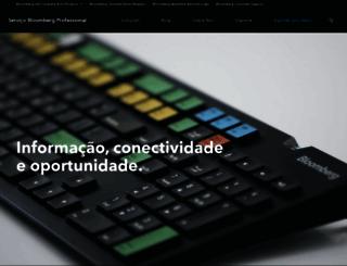 bloomberg.com.br screenshot