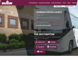 bloombus.com screenshot