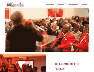bloomfieldfgbc.org screenshot