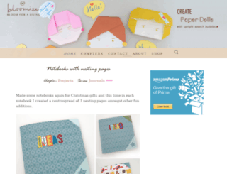 bloomize.com screenshot