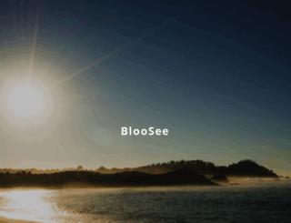 bloosee.com screenshot