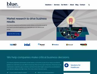 blue-research.com screenshot