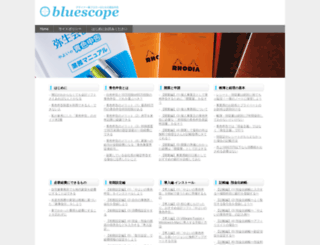blue-return.info screenshot