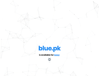 blue.pk screenshot