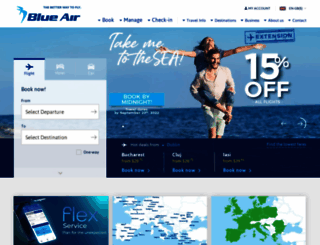 blueairweb.com screenshot