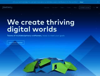 blueberryapps.com screenshot