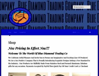 bluediamondtradingco.com screenshot