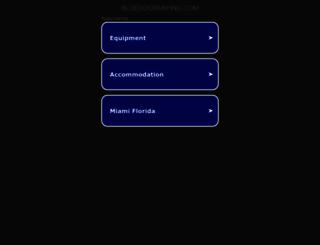bluedoorvaping.com screenshot