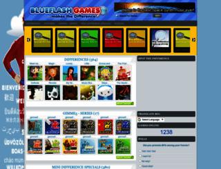 blueflashgames.net screenshot