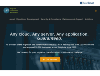 bluehost.websitemovers.com screenshot