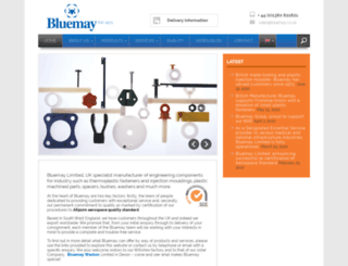 bluemay.co.uk screenshot
