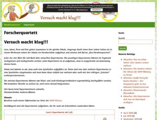 bluemel.eu screenshot
