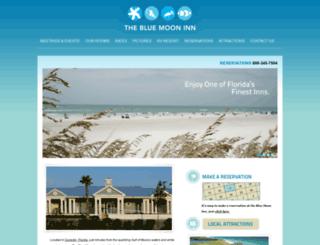 bluemooninn.com screenshot