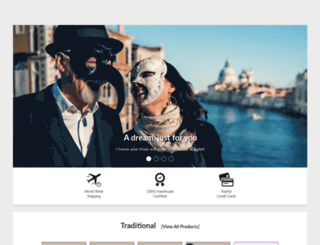 bluemoonvenice.com screenshot