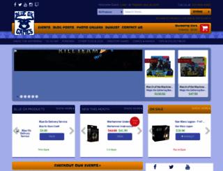 blueoxgames.crystalcommerce.com screenshot