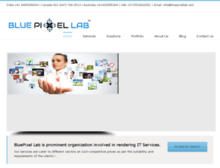 bluepixellab.com screenshot
