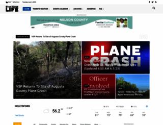 blueridgelife.com screenshot